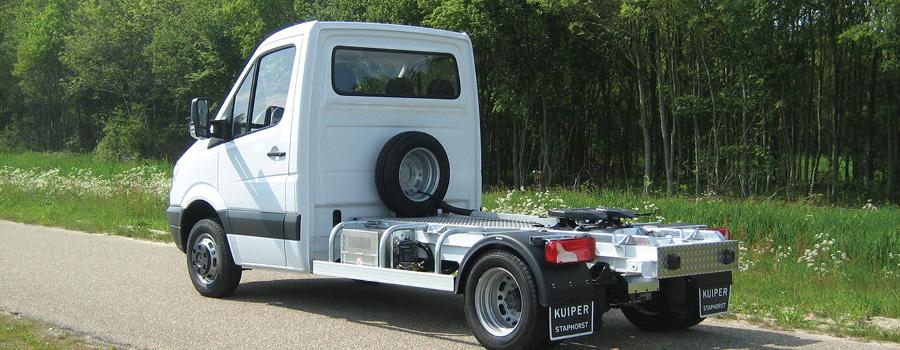 Mercedes Sprinter Be Trekker Ombouw Kuiper Wagenbouw